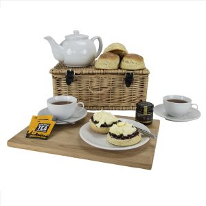 Traditional Cornish Cream Tea Hamper