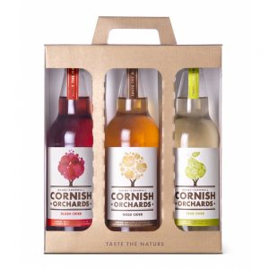 Cornish Orchards Fruity Gift Pack Cider