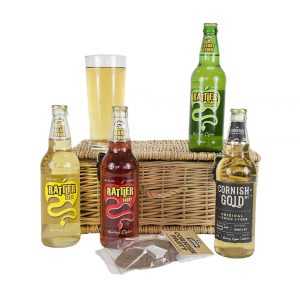Healey's Cornish Cyder Hamper