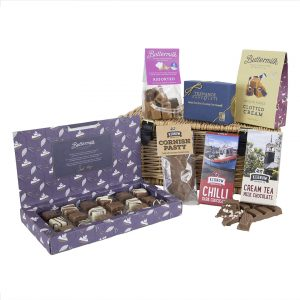 Cornish Chocolate Lovers Hamper