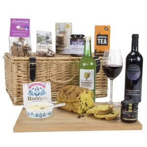 Traditional Cornish Hamper Red Wine