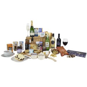 Great Cornish Feast Hamper